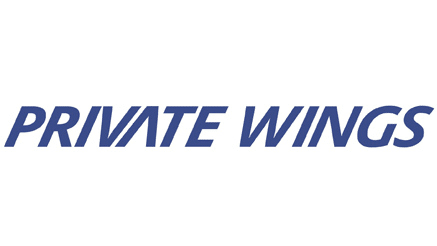 private wings logo web manuals customer