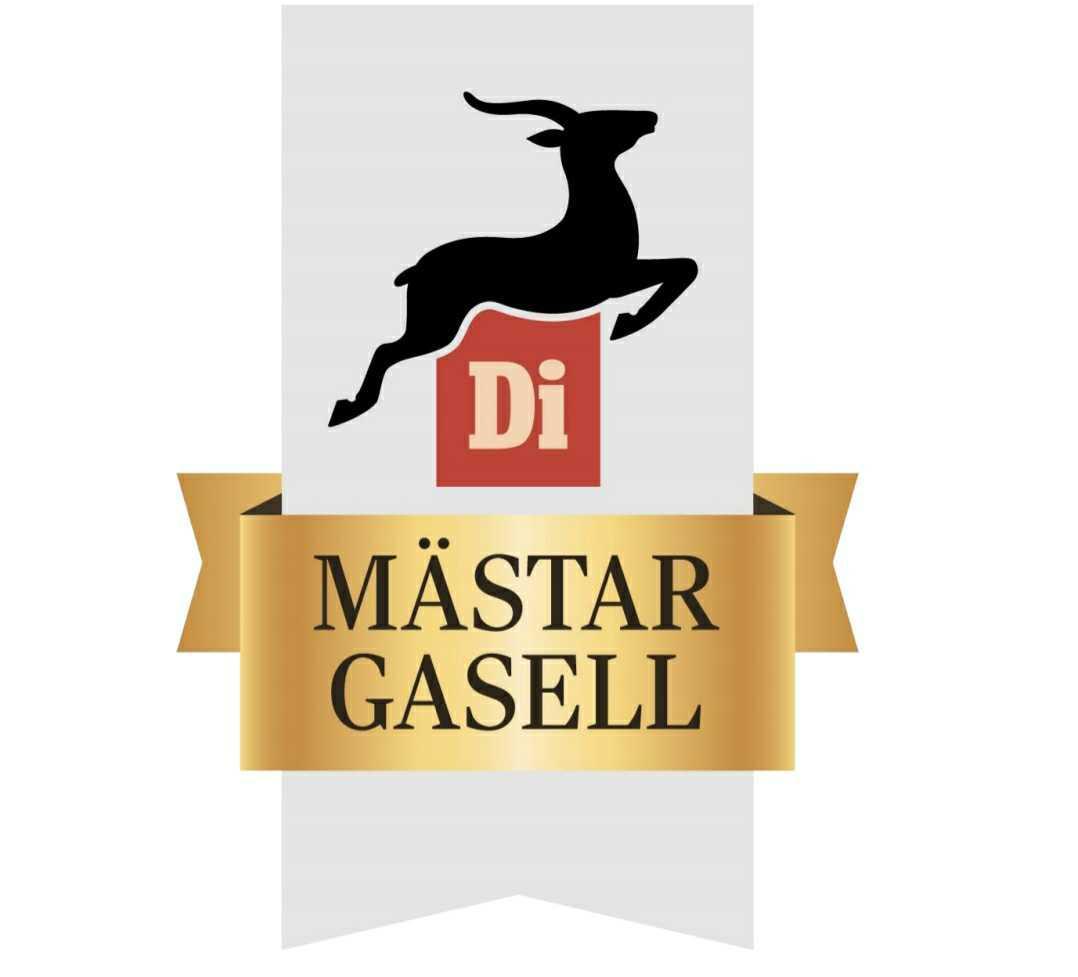 DI Gasell mästar mästare award