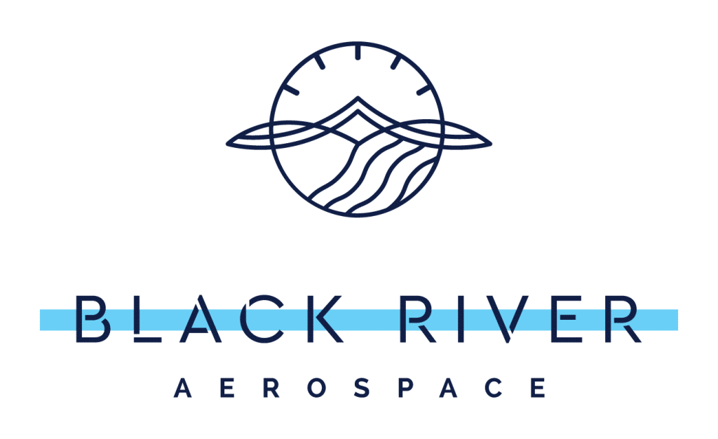 black river aerospace logo web manuals service partner
