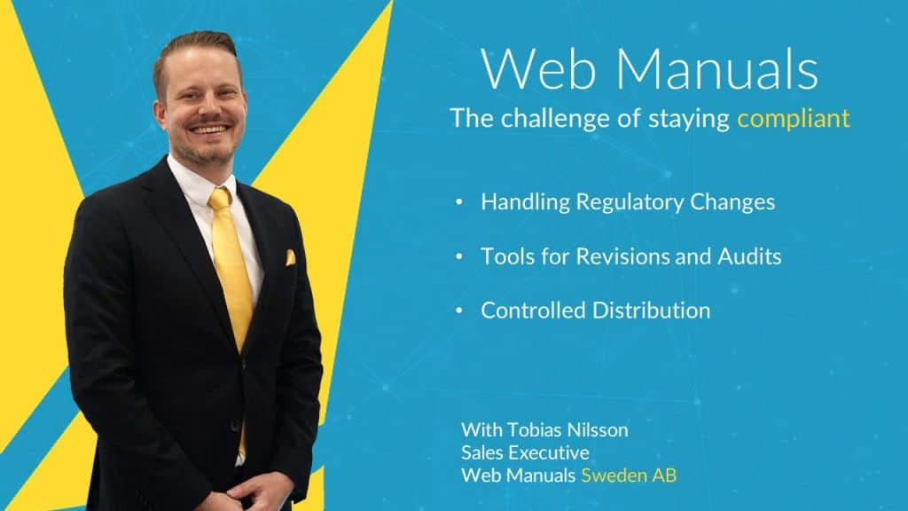 Webinar The challenge with Aviation Compliance