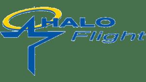 halo flight non profit air ambulance logo