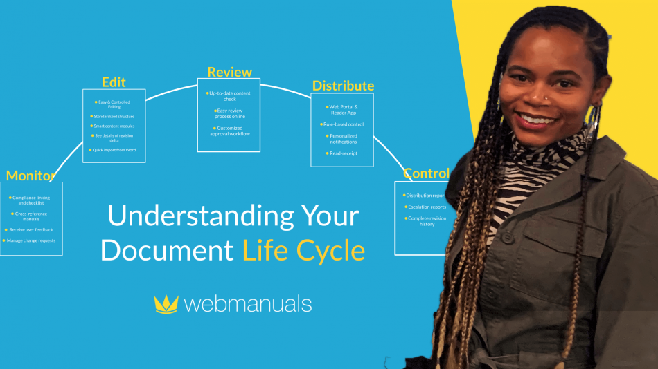 web manuals understanding the document life cycle